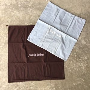 JUDITH LEIBER Dust Covers, Purse Protectors